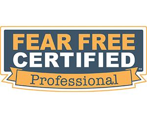 fear free logo